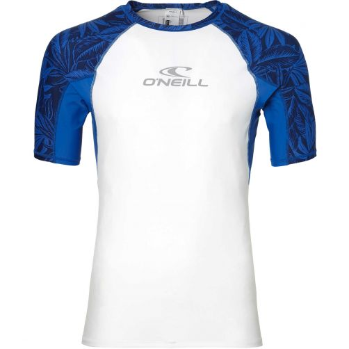 O'Neill---UV-zwemshirt-voor-heren---Sun---Super-White-wit