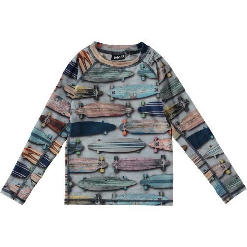Molo---UV-Zwemshirt-voor-jongens-lange-mouwen---Neptune-LS---Board-Stripe