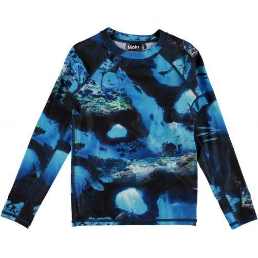 Molo---UV-zwemshirt-voor-jongens---Longsleeve---Neptune---Cave-Camo