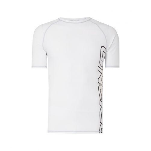 O'Neill---UV-shirt-met-korte-mouwen-voor-heren---wit