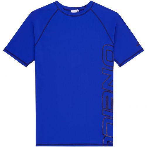 O'Neill---UV-shirt-met-korte-mouwen-voor-heren---blauw
