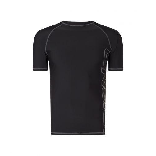 O'Neill---UV-shirt-met-korte-mouwen-voor-heren---zwart