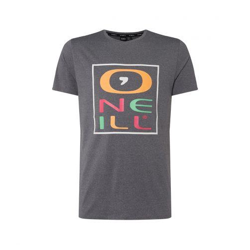 O'Neill---UV-shirt-met-korte-mouwen-voor-mannen---grijs