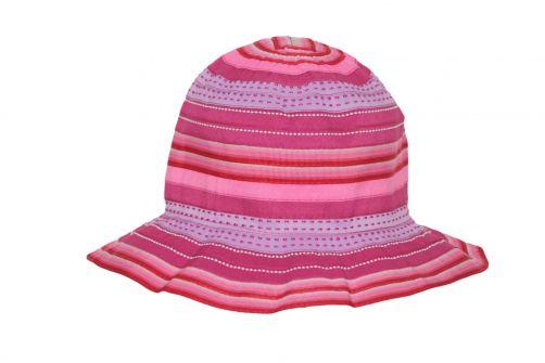 Rigon---UV-bucket-hat-voor-kinderen---Chloe---Hot-pink-roze