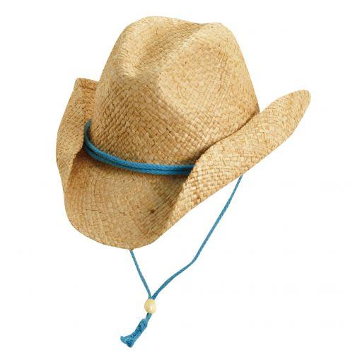 Dorfman-Pacific---Western-hoed-voor-kinderen---Turkoois