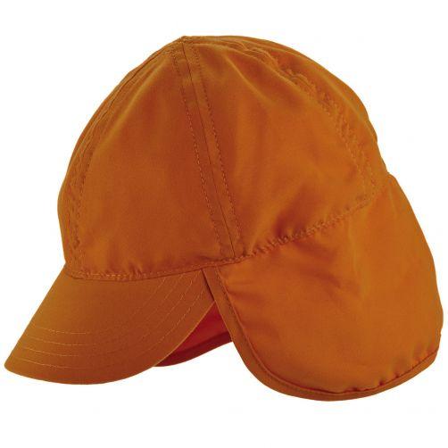 Dorfman-Pacific---Pet-met-flap-voor-baby's---Oranje