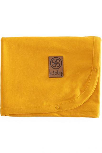 Cloby---UV-beschermende-zonnedeken---Mango