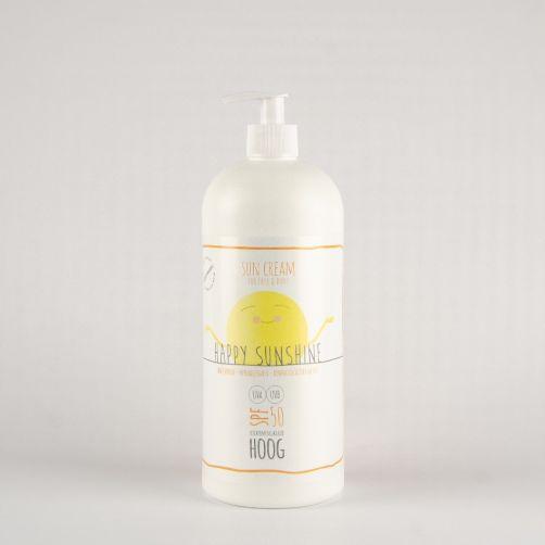 Happy-Sunshine---Zonnebrand-SPF50+---1000-ml