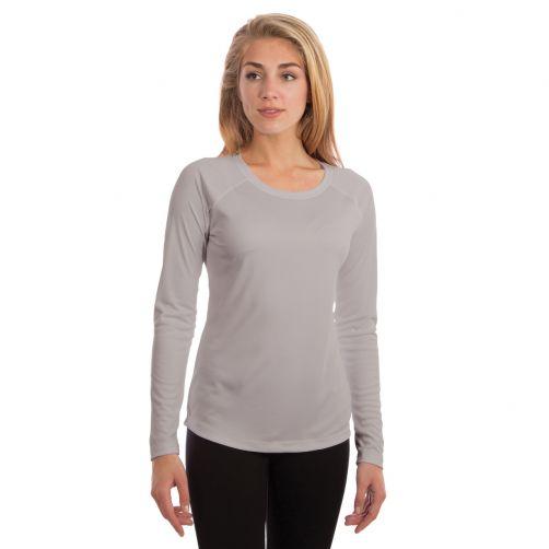 Vapor-Apparel---UV-shirt-met-lange-mouwen-voor-dames---grijs