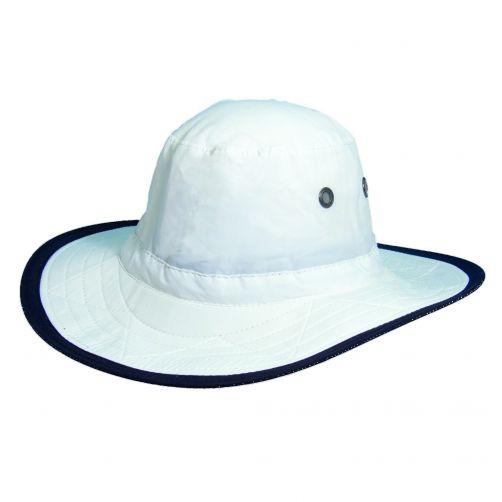Dorfman-Pacific---UV-outdoor-hoed-voor-heren---Wit