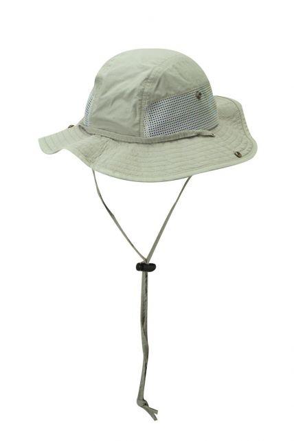 Dorfman-Pacific---UV-werende-visserspet-voor-heren---Kaki