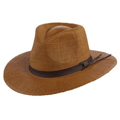 Scala---Safari-hoed-voor-heren---Kaki