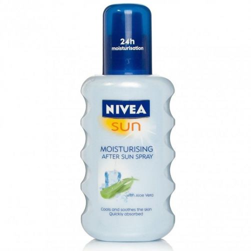 Nivea---After-sun-spray---Sun