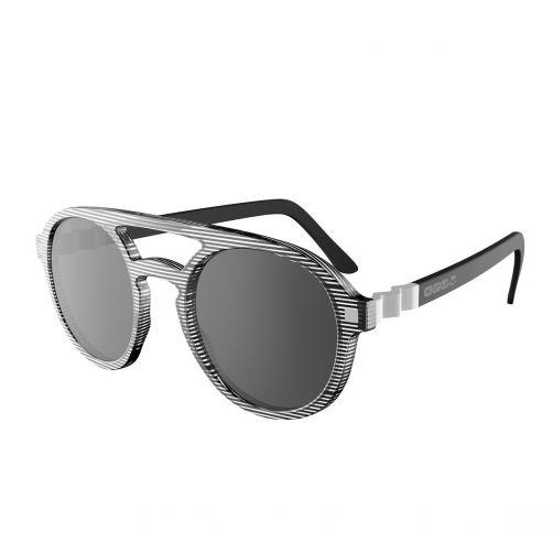 Ki-Et-La---UV-zonnebril-voor-kinderen---PiZZ---Strepen