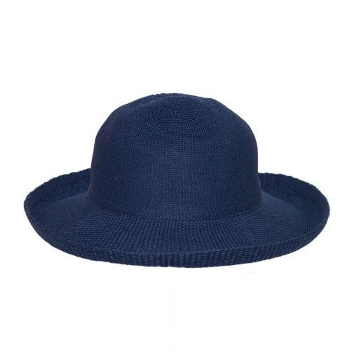Rigon---UV-zonnehoed-voor-dames---Navy-blauw