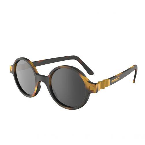 Ki-Et-La---UV-zonnebril-kind---RoZZ---Bruin