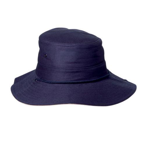 Rigon---UV-booniehoed-voor-heren---Navy-blauw