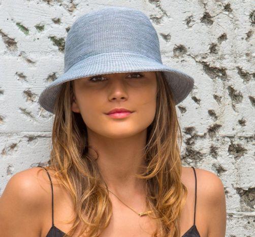 Rigon---Bucket-hat-voor-dames---Seafoam-blauw