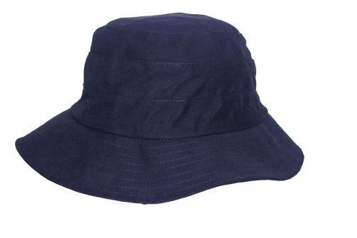 Rigon---UV-bucket-hat-voor-dames---Navy-blauw