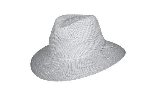 Rigon---UV-fedorahoed-voor-dames---Jacqui---Wit