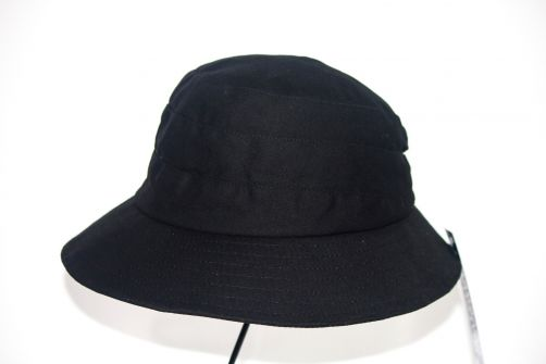 Rigon---UV-bucket-hat-voor-dames---Zwart
