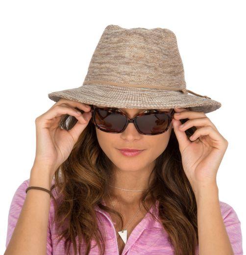 Rigon---UV-fedorahoed-voor-dames---Jacqui---Kameel