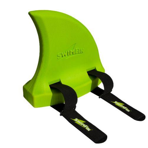 Swimfin---Verstelbare-drijfhulpmiddel---Groen