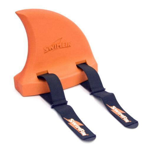 Swimfin---Verstelbare-drijfhulpmiddel---Oranje