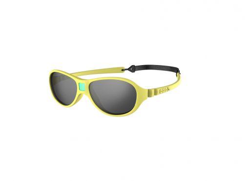 Ki-Et-La---UV-zonnebril-voor-baby's-&-peuters---Jokaki---Geel