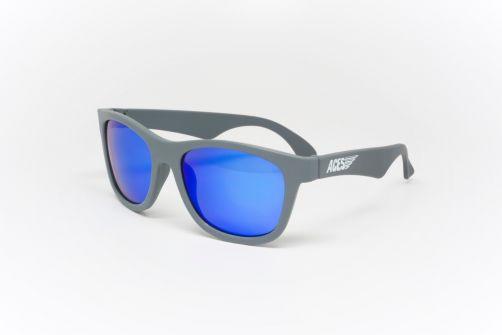 Babiators---UV-zonnebril-kind---Aces---Galactic-Grey-grijs-/-blauw
