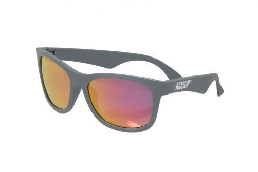 Babiators---UV-zonnebril-kind---Aces---Galactic-Grey-grijs-/-roze