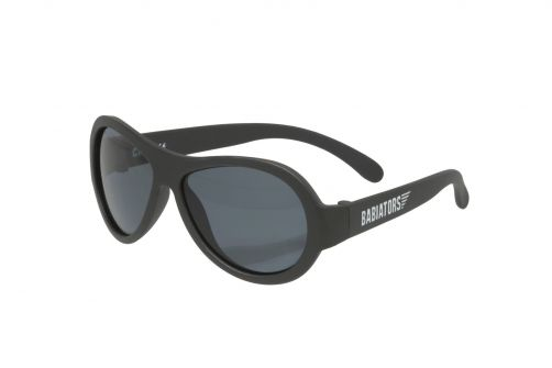 Babiators---UV-zonnebril-baby---Aviators---Black-Ops-zwart