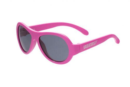 Babiators---UV-zonnebril-peuter/kleuter---Aviators---Popstar-Pink---roze