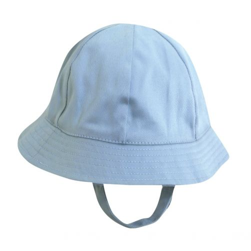Dorfman-Pacific---Bucket-hoed-voor-baby's---Blauw