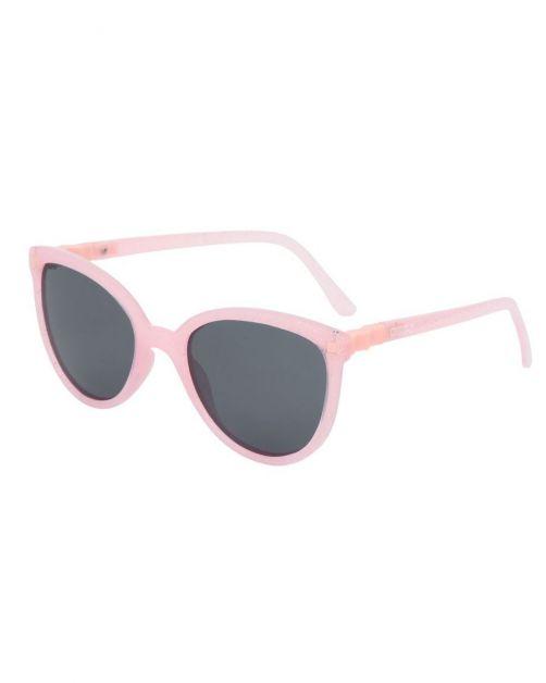 Ki-Et-La---UV-zonnebril-voor-meisjes---BuZZ---Roze-glitters