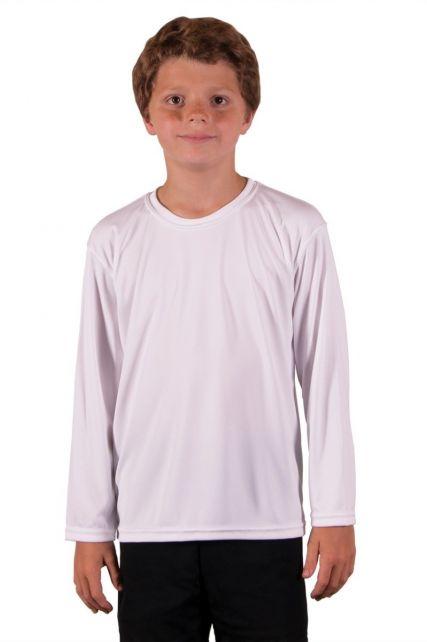 Vapor-Apparel---UV-shirt-met-lange-mouwen-voor-kinderen---wit