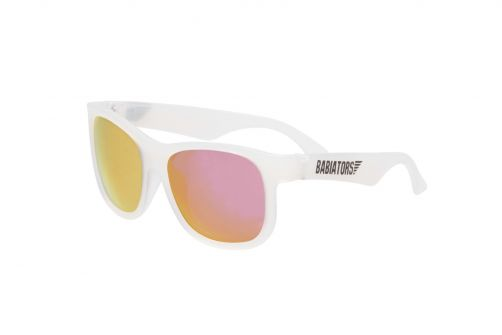 Babiators---UV-zonnebril-baby---Navigators---Pink-Ice-/-roze