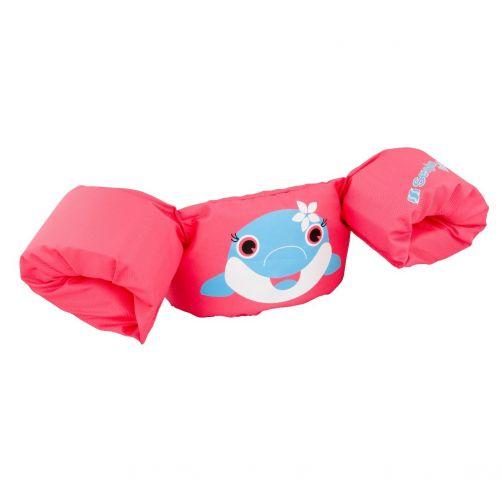 Puddle-Jumpers---Verstelbare-zwembandjes-met-dolfijn---Roze