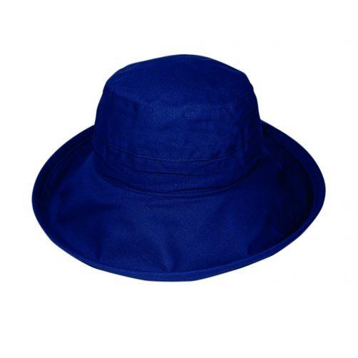 Rigon---UV-buckethoed-voor-dames---Donkerblauw