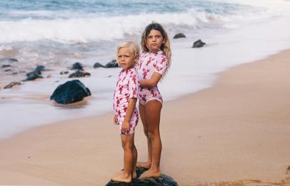 Beach & Bandits uv-zwemkleding voor jongens en meisjes
