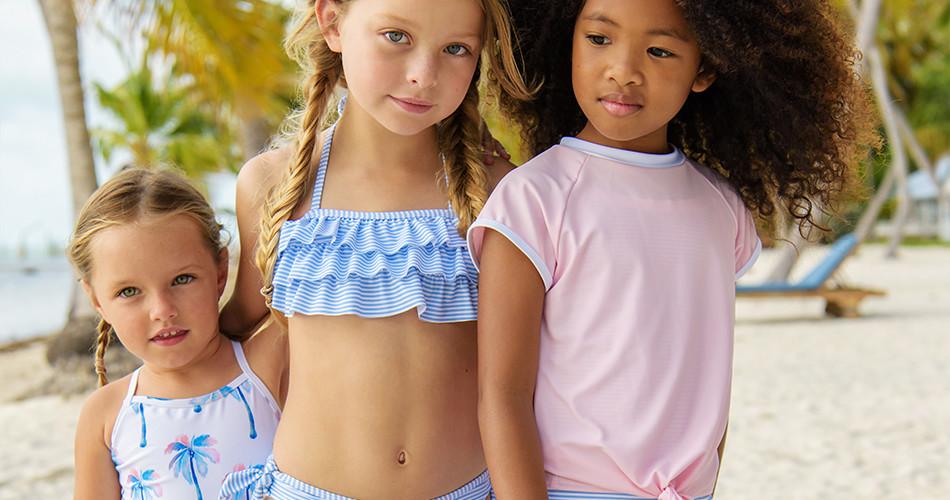 Meisjes UV-Kleding & Zwemkleding