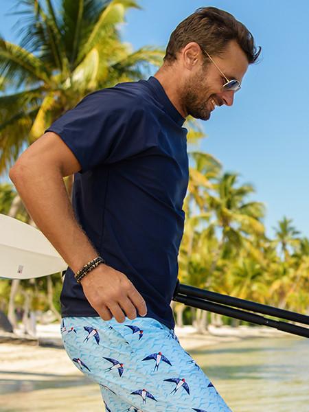 Heren UV-Kleding & Zwemkleding
