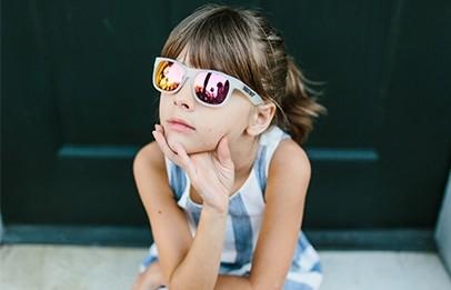 Babiators zonnebrillen voor jongens en meisjes