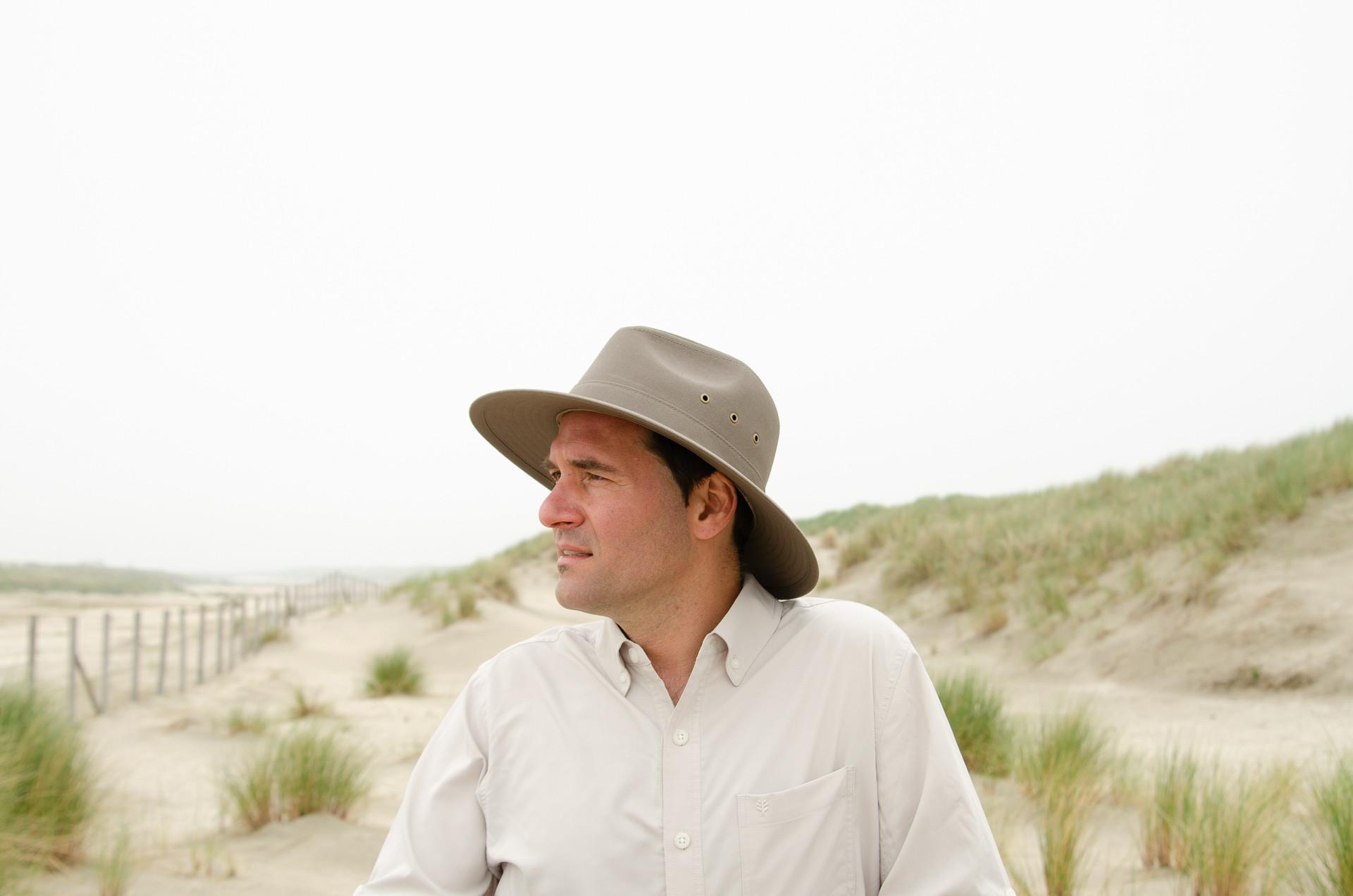 uv heren hoed