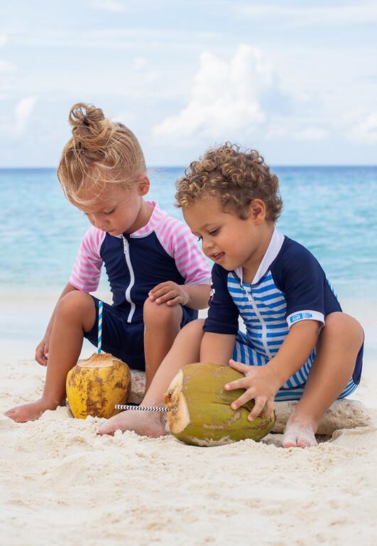Kinder UV-zwemkleding