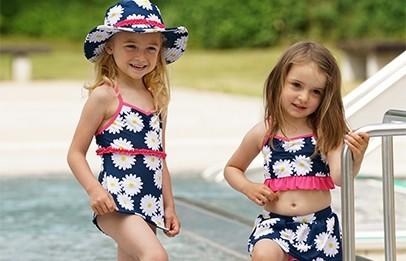 Playshoes uv-zwemkleding voor jongens en meisjes