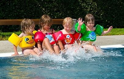Puddle Jumpers drijfhulpmiddel voor jongens en meisjes
