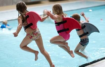 Swimfin drijfhulpmiddel voor jongens en meisjes